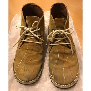 カンペール(CAMPER)のカンペール × BY チャッカーブーツ(ブーツ)