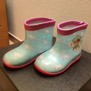 ディズニー(Disney)のアナ雪 長靴 14cm(長靴/レインシューズ)