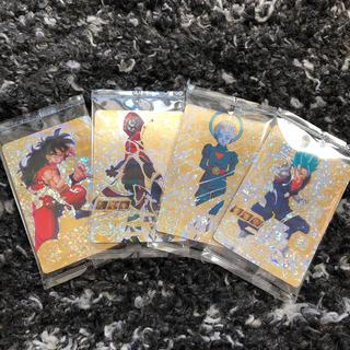 ドラゴンボール(ドラゴンボール)のSDBH ドラゴンボールヒーローズ キャンペーン 4枚セット(シングルカード)
