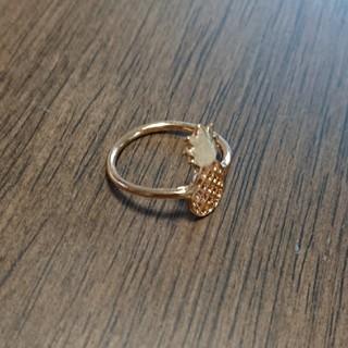 パイナップル指輪(リング(指輪))