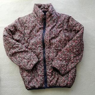 ジーユー(GU)のGU130,小花柄コート(コート)