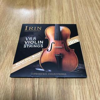 新品 ヴァイオリン 弦セット(ヴァイオリン)