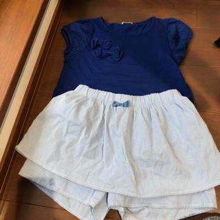 ジーユー(GU)のりん猫さま   サイズアウトの服です(Tシャツ/カットソー)