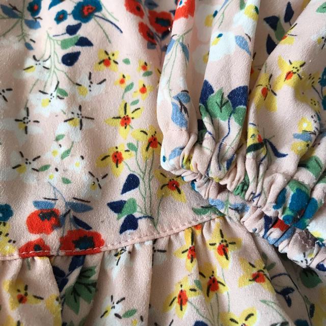 しまむら(シマムラ)のバースデイ candycat 95 キッズ/ベビー/マタニティのキッズ服 女の子用(90cm~)(ブラウス)の商品写真
