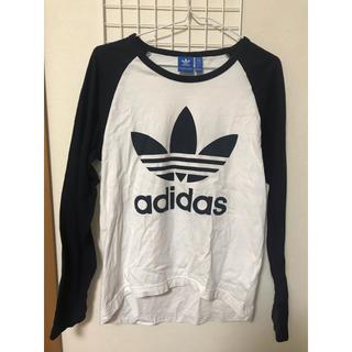 アディダス(adidas)のadidas Tシャツ ロンT(Tシャツ(長袖/七分))
