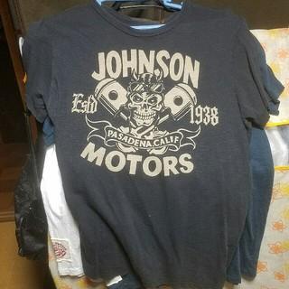 ジョンソン(Johnson's)のジョンソンモータース(Tシャツ/カットソー(半袖/袖なし))