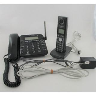 パナソニック(Panasonic)の◇PANASONIC パナソニック コードレス 電話機◇(オフィス用品一般)