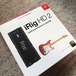 irig  HD2 IK Multimedia(オーディオインターフェイス)
