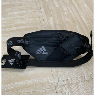 アディダス(adidas)の値下げ☆ アディダス  ウエストポーチ 未使用 ランニングポーチ(ボディバッグ/ウエストポーチ)