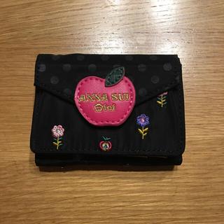 ANNA SUI mini 三つ折り財布 美品です