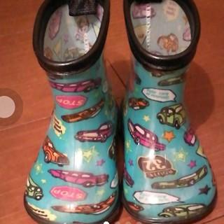 アカチャンホンポ(アカチャンホンポ)のレインブーツ13センチ(長靴/レインシューズ)