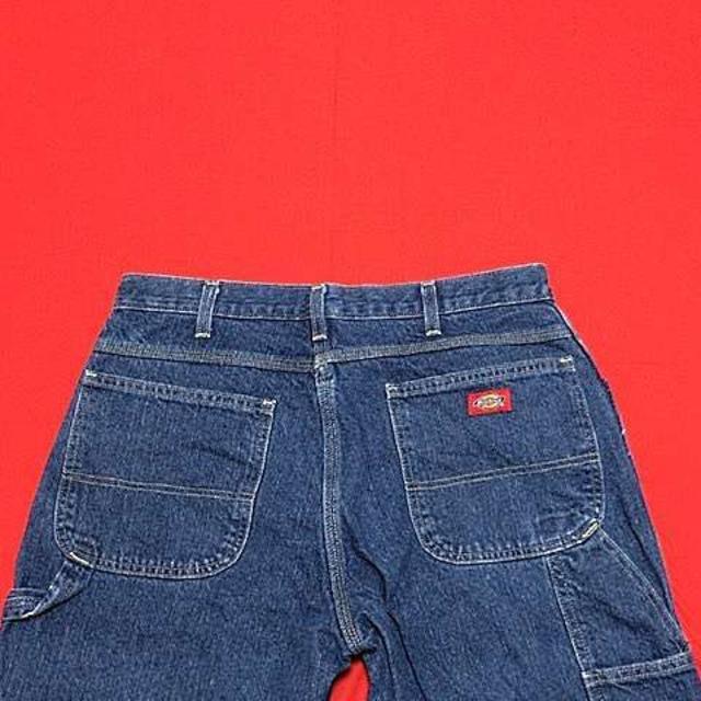 Dickies(ディッキーズ)のディッキーズ★ペインターパンツ★W34★ウエスト約82cm★ワーク★ ダンガリー メンズのパンツ(ペインターパンツ)の商品写真