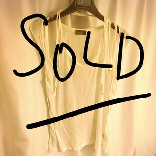 ディオールオム(DIOR HOMME)のDior Homme  tops(Tシャツ/カットソー(半袖/袖なし))