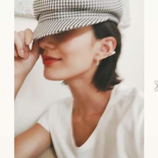 ザラ(ZARA)のZARA ザラ キャスケット 帽子(キャスケット)