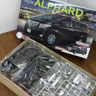 R24347 フジミ模型 Toyota ALPHARD GF3.5L 未組立品(プラモデル)