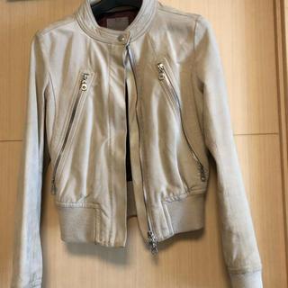 ダブルスタンダードクロージング(DOUBLE STANDARD CLOTHING)のDOUBLE STANDARD CLOTHING レザージャケット(ライダースジャケット)