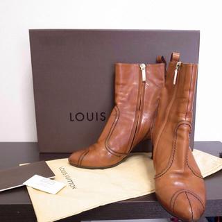ルイヴィトン(LOUIS VUITTON)のあんあん様専用♡ルイヴィトン ブーツ♡(ブーツ)