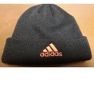 アディダス(adidas)のmen's✨adidasニット帽(ニット帽/ビーニー)