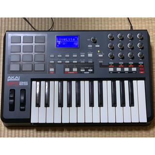 【はくん様専用】AKAI MPK25(MIDIコントローラー)