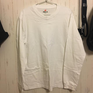 ヘインズ(Hanes)のヘインズ ロンT (Tシャツ/カットソー(七分/長袖))