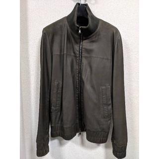 エディション(Edition)のEdition/TomorrowLand Leather Jacket(レザージャケット)