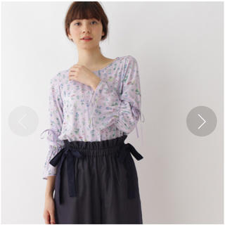クチュールブローチ(Couture Brooch)の今期 クチュールブローチキャンディスリーブブラウス(シャツ/ブラウス(長袖/七分))