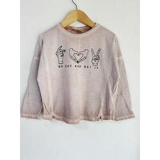 ザラ(ZARA)の6750 zara Tシャツ 110cm(Tシャツ/カットソー)