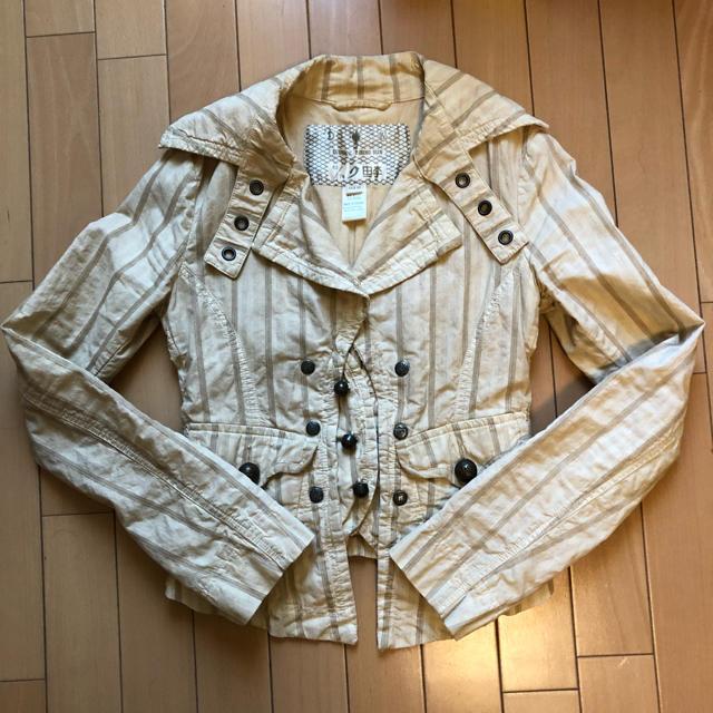 DIESEL(ディーゼル)のDIESEL ライダースジャケット レディースのジャケット/アウター(ライダースジャケット)の商品写真