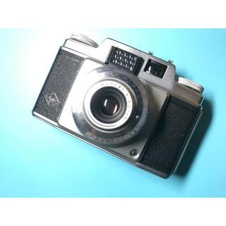 かわいい! ドイツカメラ agfa silette-L 難あり(フィルムカメラ)