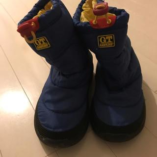 ジーティーホーキンス(G.T. HAWKINS)のモンスター様専用 ホーキンズ  スノーブーツ 19センチ(ブーツ)