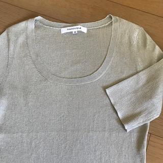 ザラ(ZARA)のマノーク(Tシャツ(長袖/七分))