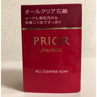 プリオール(PRIOR)のプリオール オールクリア石鹸(洗顔料)
