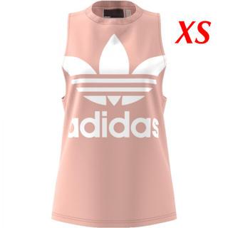 アディダス(adidas)の【レディースXS】ピンク タンクトップ  アディダスオリジナルス(タンクトップ)