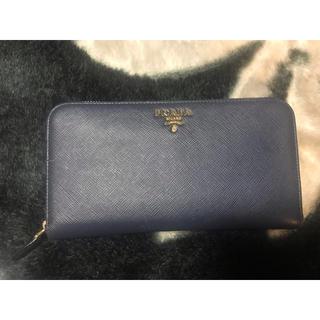a82944ef0fa6 3ページ目 - プラダ ネイビー 財布(レディース)の通販 200点以上   PRADA ...