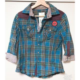 タフ(TOUGH)のチェックシャツ/TOUGH Jeansmith/花柄(シャツ/ブラウス(長袖/七分))