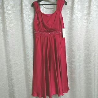 エフデ(ef-de)のエフデタグつき未使用新品 カラードレス(その他ドレス)