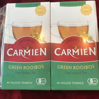ルピシア(LUPICIA)のグリーンルイボスティーとルピシア紅茶(茶)