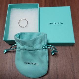 ティファニー(Tiffany & Co.)のティファニーシルバーリング18号(リング(指輪))