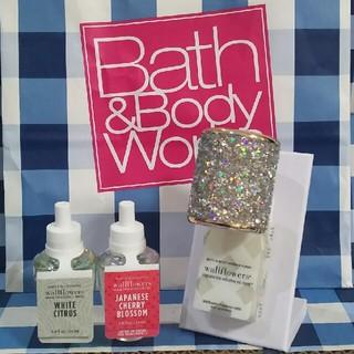 バスアンドボディーワークス(Bath & Body Works)のバスアンドボディワークス ウォールフラワー プラグ&リフィル(アロマポット/アロマランプ/芳香器)