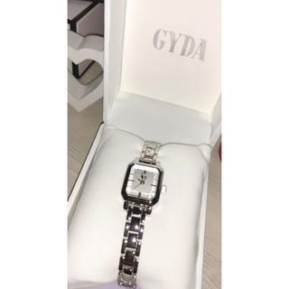 ジェイダ(GYDA)のgyda ノベルティ 時計(腕時計)