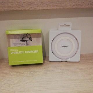 ギャラクシー(galaxxxy)のGalaxy s6 s7 ワイヤレス充電器(Androidケース)
