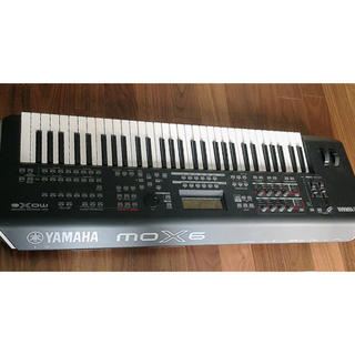 ヤマハ(ヤマハ)のmox6 ハードケース(キーボード/シンセサイザー)