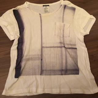 アンドゥムルメステール(Ann Demeulemeester)のAnn Demeulemeester Tシャツ(Tシャツ/カットソー(半袖/袖なし))