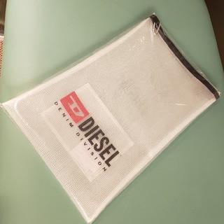 ディーゼル(DIESEL)のDIESEL ディーゼル 非売品 バッグ ノベルティーバック (ドラムバッグ)