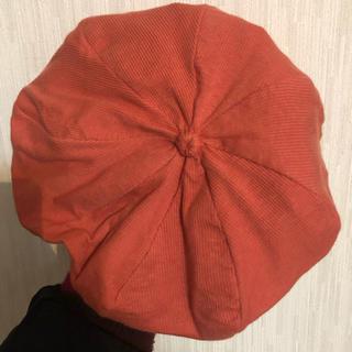 イーハイフンワールドギャラリー(E hyphen world gallery)のオレンジベレー(ハンチング/ベレー帽)