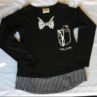 サンリオ(サンリオ)のハローキティの長袖Tシャツ(Tシャツ(長袖/七分))