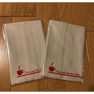ユーシーシー(UCC)のUCCコーヒークーポン  ブックカバー  2つセット(ブックカバー)