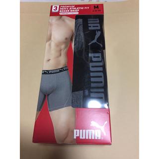 プーマ(PUMA)の新品未使用♡メンズアンダーウェア♡プーマ♡3枚セット(ボクサーパンツ)