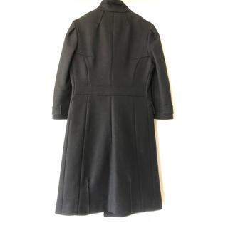 コスチュームナショナル(CoSTUME NATIONAL)のCoSTUME NATIONAL ブラックコート 40(ロングコート)