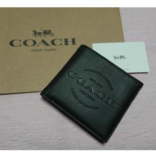 new arrivals 7bfef 90247 COACH - COACH F24808 レザー財布 大人気!即発送!の通販|ラクマ